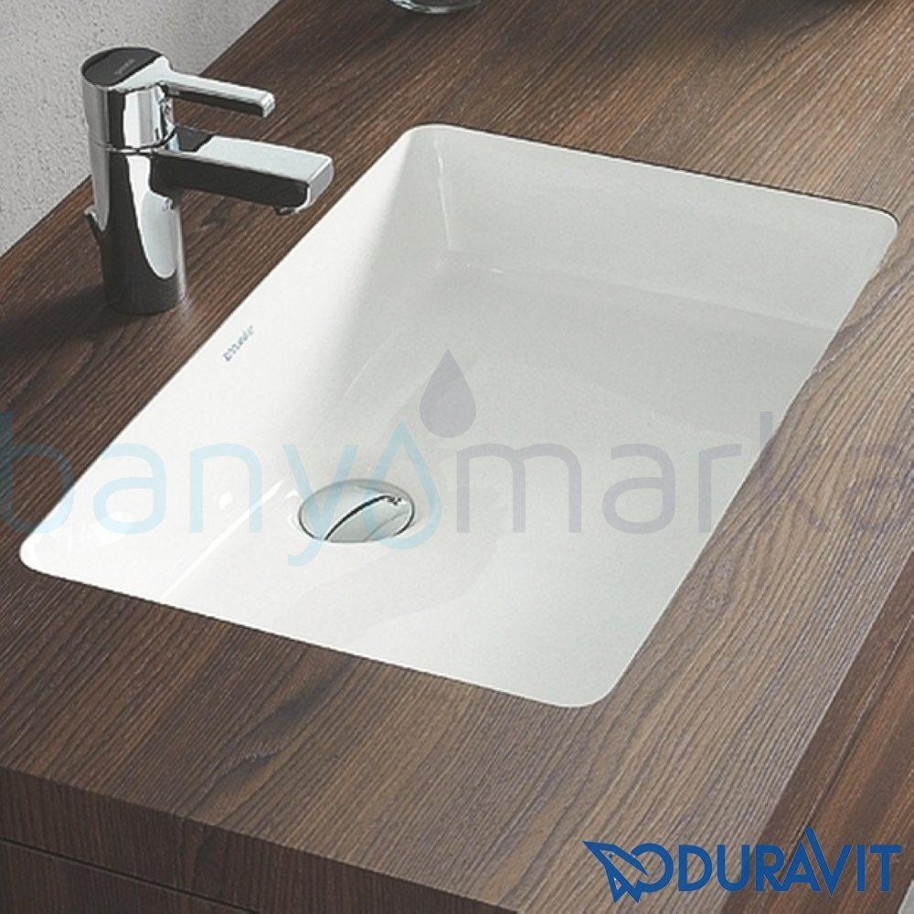duravit vero tezgah alt lavabo 43 cm 0330430000 online sat banyomarka. Black Bedroom Furniture Sets. Home Design Ideas