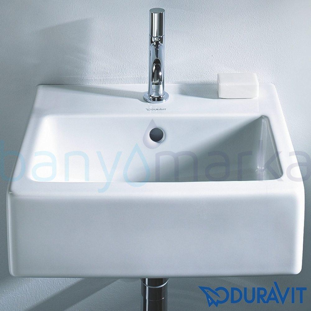 Duravit Vero Lavabo, 50cm. - 0454500027 online satış - Banyomarka