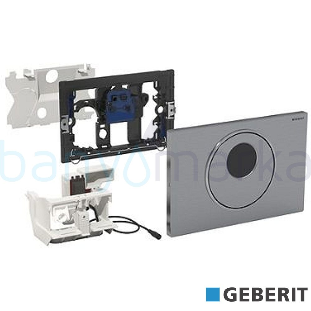 Geberit sigma10 fotoselli kumanda kapa elektrikli for Geberit products