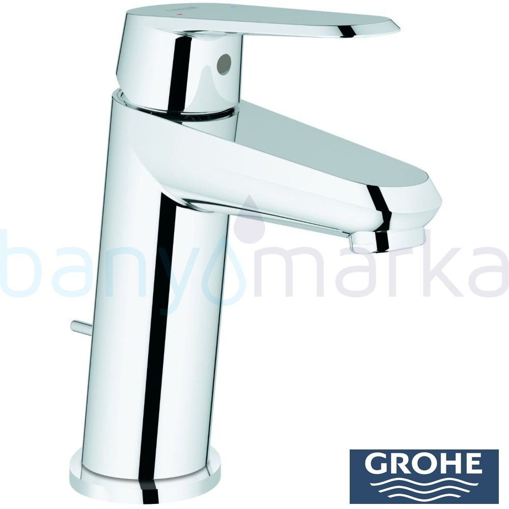 grohe eurodisc cosmopolitan sifon kumandal lavabo. Black Bedroom Furniture Sets. Home Design Ideas