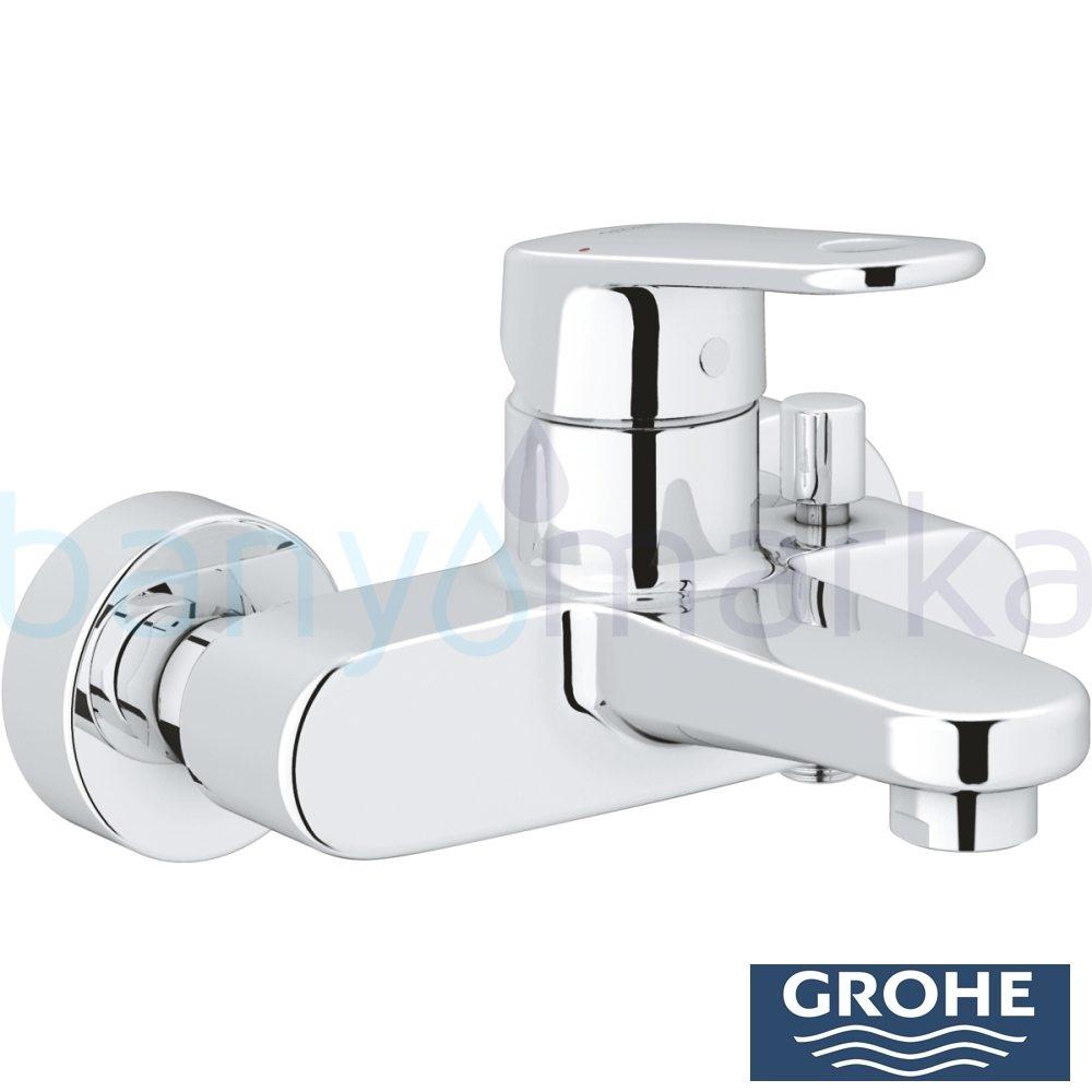 grohe europlus banyo bataryas 33553002 online sat banyomarka. Black Bedroom Furniture Sets. Home Design Ideas