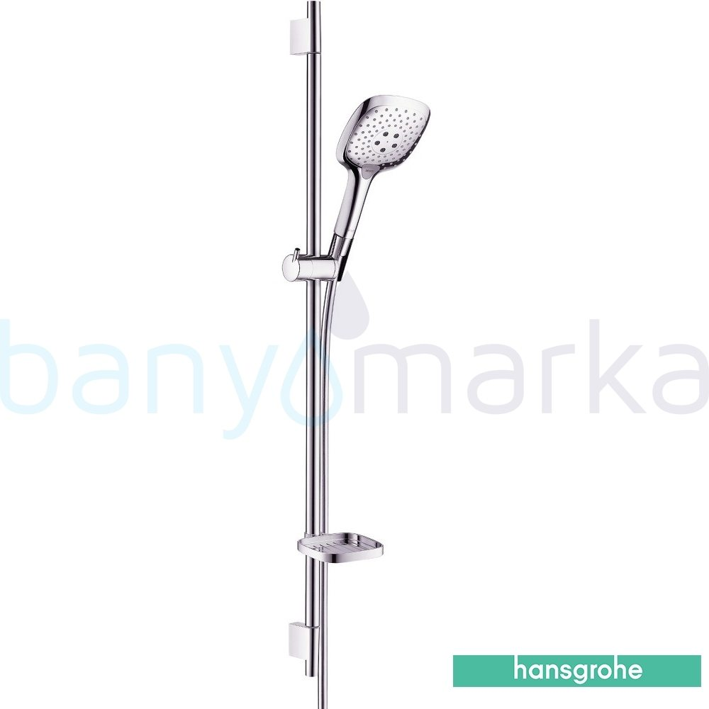 hansgrohe raindance select e 120 unica s rg l du seti hng26620000 online sat banyomarka. Black Bedroom Furniture Sets. Home Design Ideas