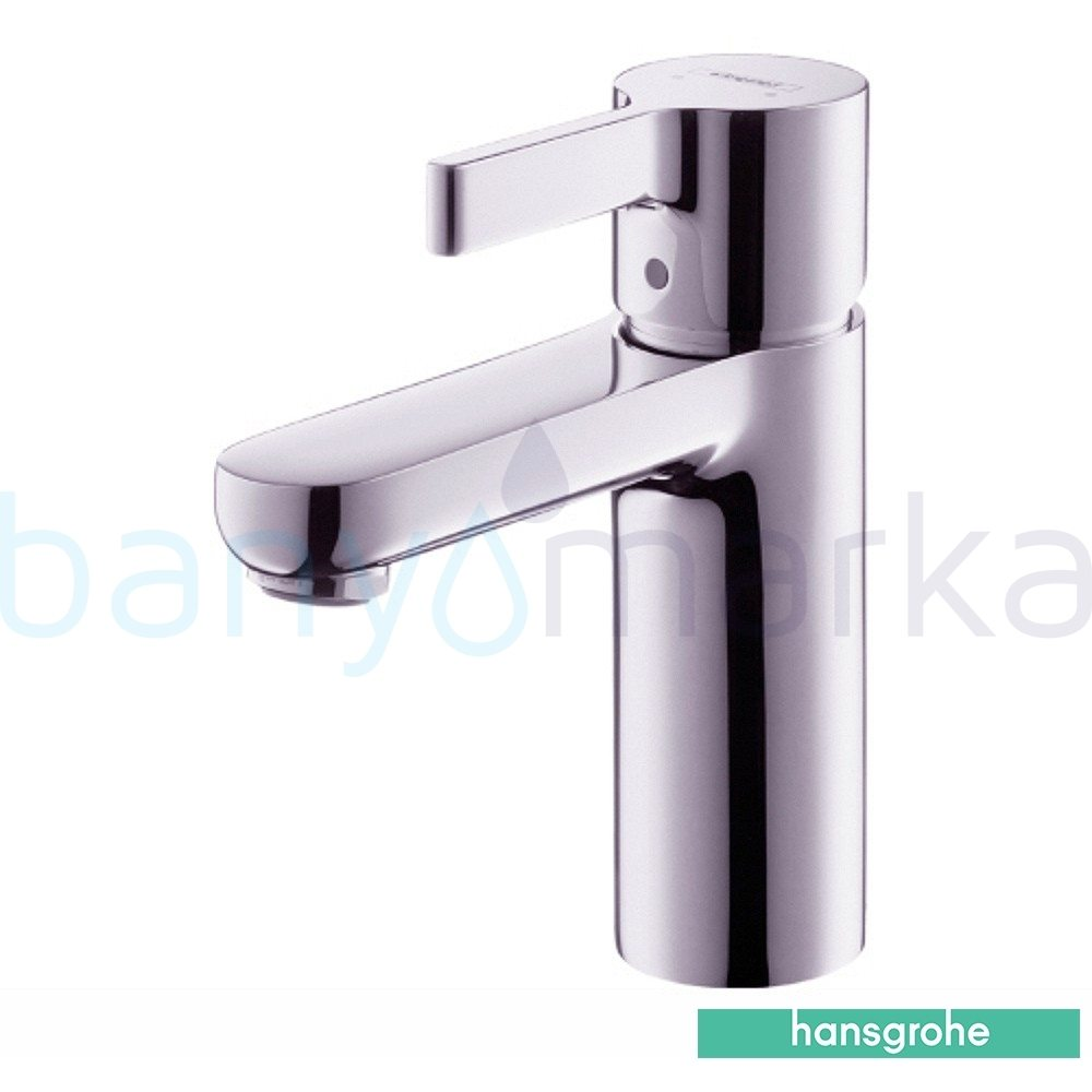 hansgrohe metris s tek kollu lavabo bataryas. Black Bedroom Furniture Sets. Home Design Ideas