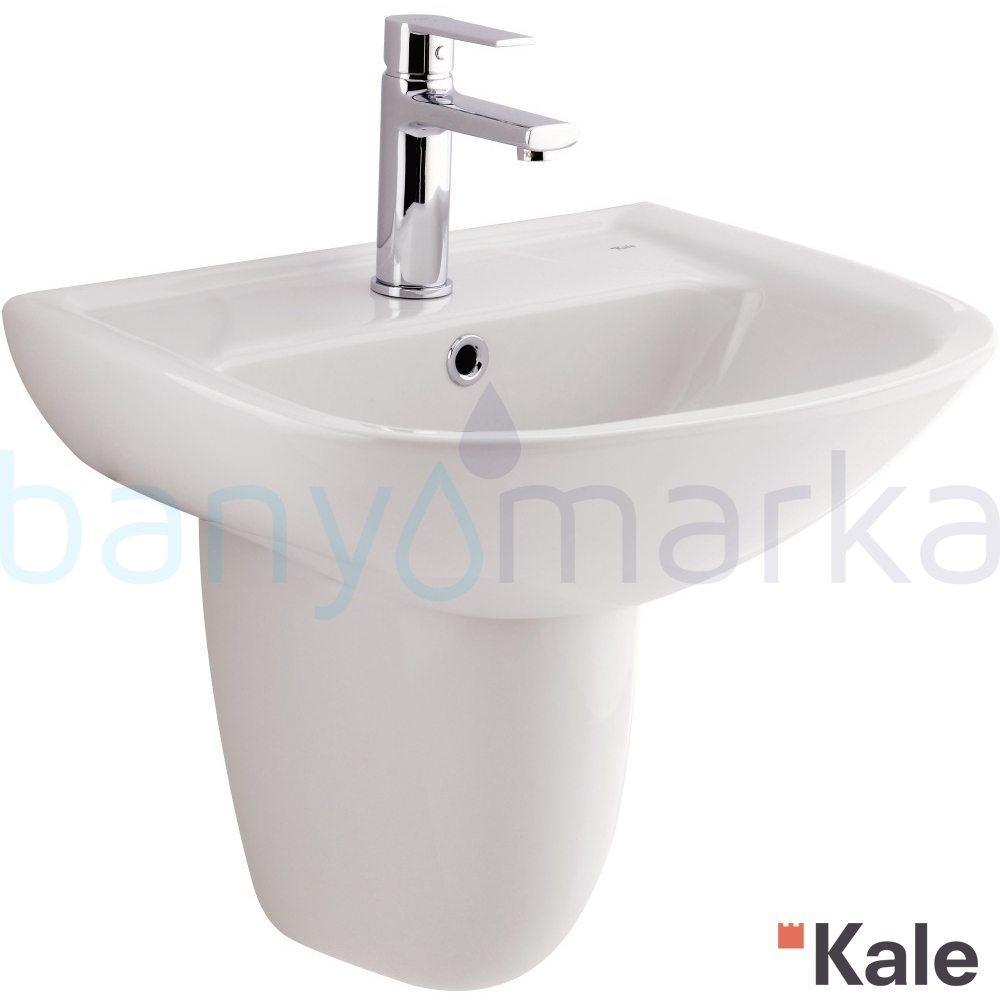 Kale lavabo 50x40 cm 7112919100 online sat banyomarka - Lavabo 40 cm profondita ...