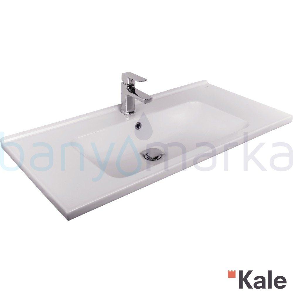 kale vale etajerli lavabo 100 cm 7113818900 online sat banyomarka. Black Bedroom Furniture Sets. Home Design Ideas