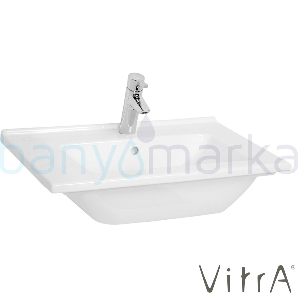 vitra s50 etajerli lavabo 60 cm 5407b003 0001 online sat banyomarka. Black Bedroom Furniture Sets. Home Design Ideas