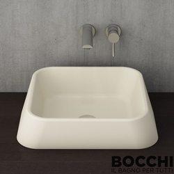 Bocchi - BOCCHI Elba Çanak Lavabo, 42 cm, Vanilya