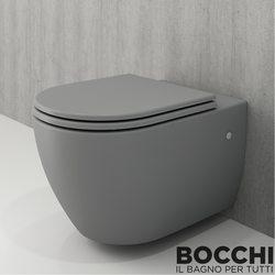 Bocchi - BOCCHI XL Asma Klozet, Gri