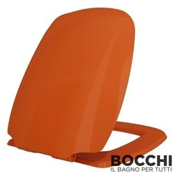 Bocchi - BOCCHI Fenice Klozet Kapağı, Turuncu