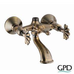 Gpd - GPD Antik Banyo Bataryası, Sarı Oksit