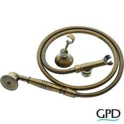Gpd - GPD Antik El Duşu Sprial Seti, Sarı Oksit