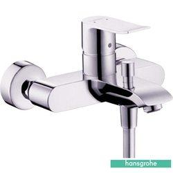 Hansgrohe - Hansgrohe Metris Tek Kollu Banyo Bataryası