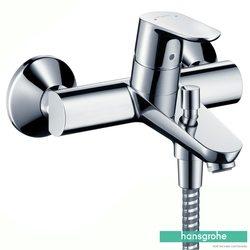 Hansgrohe - Hansgrohe Focus Tek Kollu Banyo Bataryası