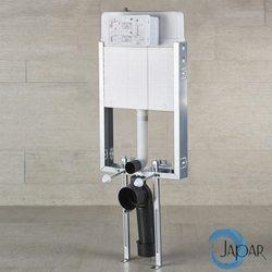 Japar - Japar Promicro Gömme Rezervuar, 8 cm, Tuğla Duvarlar için 3/6 lt.