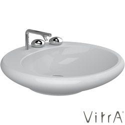 Vitra - Vitra İstanbul Çanak Lavabo, 60 cm, Vitra Clean