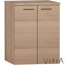 Vitra - Vitra S20 Çamaşır Makinesi Dolabı, Altın Kiraz