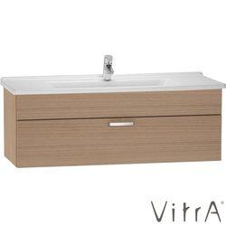 Vitra - Vitra S50 Lavabo Dolabı, 120 cm, Altın Kiraz + 5480 Lavabo