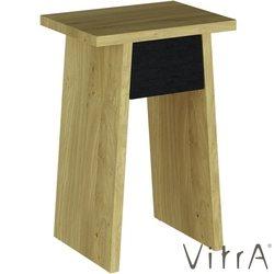 Vitra - Vitra Memoria Elements Tek Çekmeceli Konsol, 50 cm