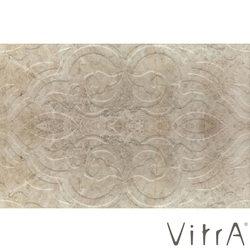 Vitra - Vitra 33x100 Inside Gri Panel Dekor Parlak Rektifiye