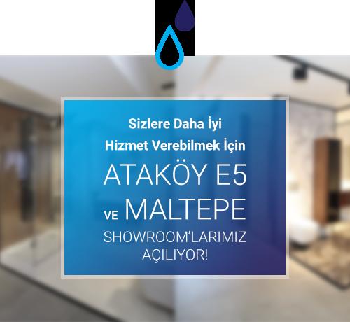 Banyomarka Yeni Showroom Açılışı!
