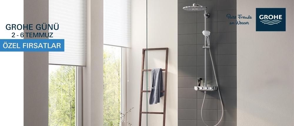 Grohe Kampanyalı Batarya Ve Duş Sistemleri