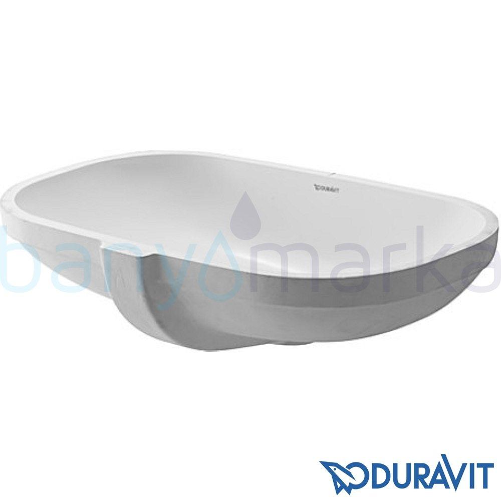 Duravit D Code Tezgah Altı Lavabo 50 Cm 0338490000 Online Satış