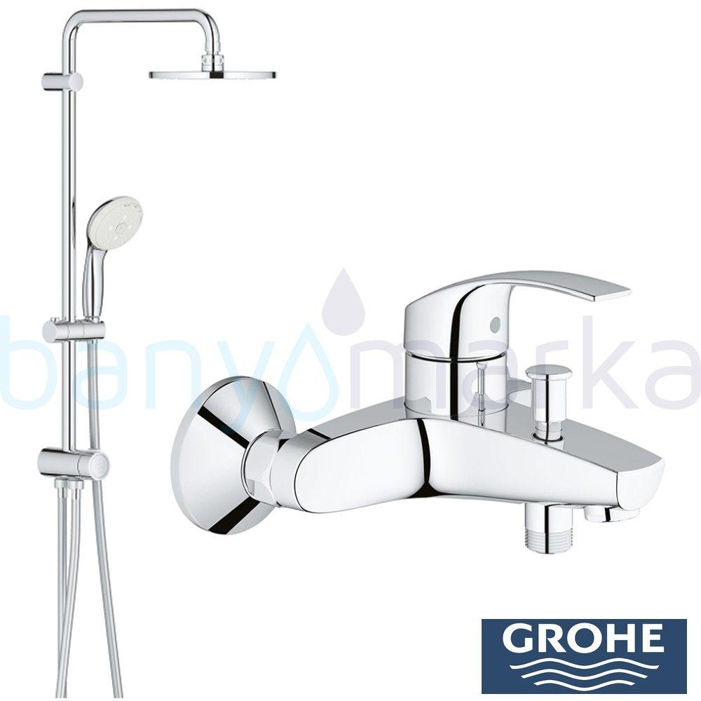 Grohe New Tempesta 200 Duş Bataryalı Duş Sistemi