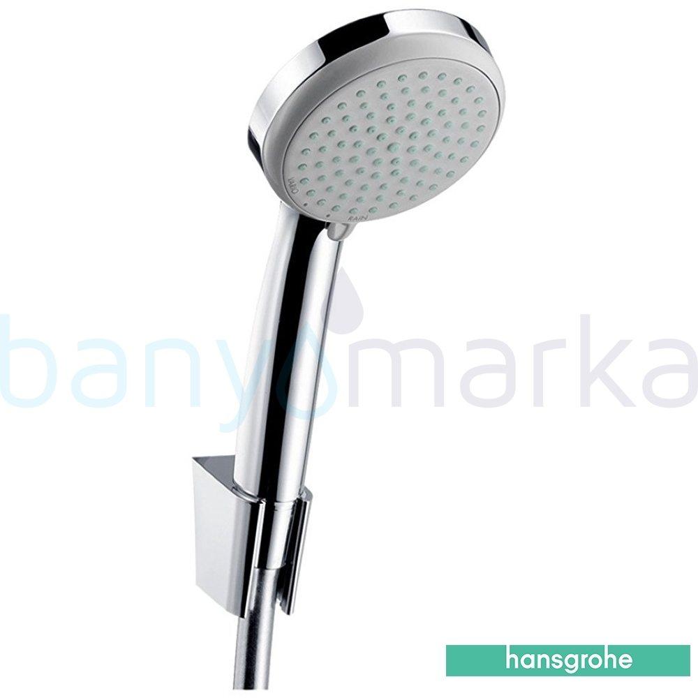 Hansgrohe Croma 100 Vario/Porter'S El Duş Seti