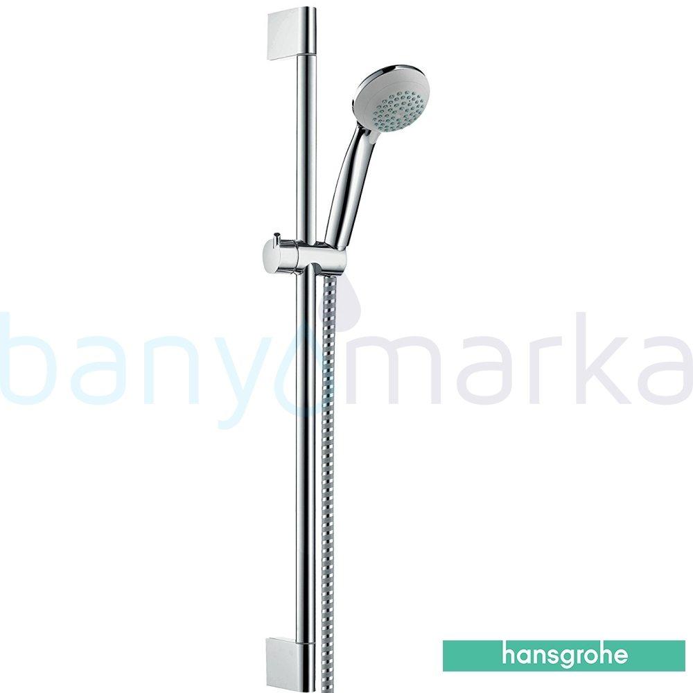 Hansgrohe Crometta 85 Sürgülü Duş Seti (2 Akışlı)