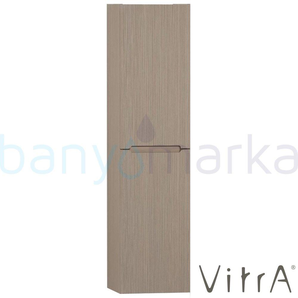 Vitra Folda Boy Dolabı (Sol), Açık Meşe