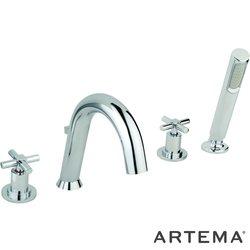 Artema - Artema Juno Küvet Bataryası (4 Delikli)