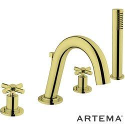 Artema - Artema Juno Küvet Bataryası (4 Delikli), Altın