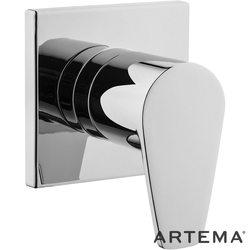 Artema - Artema Q-Line Ankastre Stop Valf (Sıva Üstü Grubu)