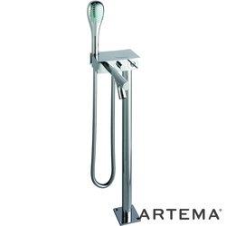 Artema - Artema İstanbul Joystick Küvet Bataryası (Yerden-El duşlu)