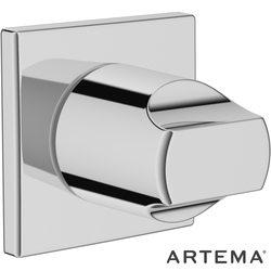 Artema - Artema Suit U Ankastre Stop Valf, Krom (Sıva Üstü Grubu)