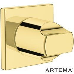 Artema - Artema Suit U Ankastre Stop Valf, Altın (Sıva Üstü Grubu)