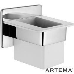Artema - Artema Somnia Diş Fırçalığı, Krom