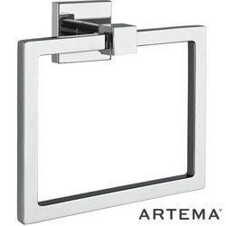 Artema - Artema Q-Line Halka Havluluk, Krom