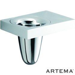 Artema - Artema İstanbul Diş Fırçalığı (Duvardan), Krom
