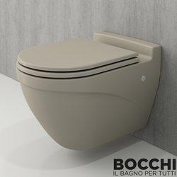 Bocchi - BOCCHI Taormina Arch Asma Klozet, Kaşmir