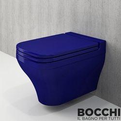 Bocchi - BOCCHI Scala Arch Asma Klozet, Safir Mavi