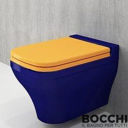 Bocchi - BOCCHI Scala Arch Asma Klozet, Taraftar Serisi, Safir Mavi