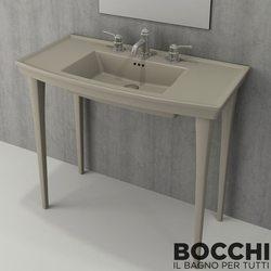 Bocchi - BOCCHI Lavita Lavabo, 100 cm, Kaşmir