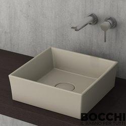 Bocchi - BOCCHI Modena Çanak Lavabo, 38 cm, Kaşmir