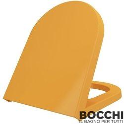 Bocchi - BOCCHI Taormina Klozet Kapağı, Mandalina Sarısı
