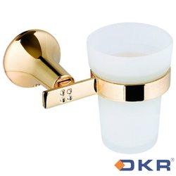 Dekor - Dekor Golden Cristal Diş Fırçalığı