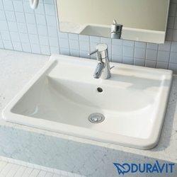 Duravit - Duravit Starck 3 Tezgahüstü Lavabo, 56 cm