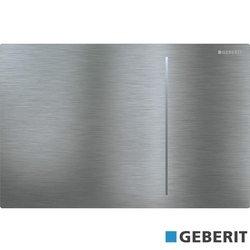 Geberit - Geberit Sigma70 Pnömatik Deşarj Kumanda Kapağı, Paslanmaz Çelik