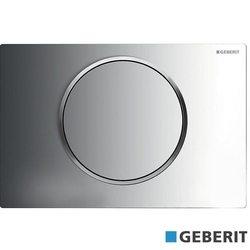 Geberit - Geberit Sigma10 Kumanda Kapağı, Tek Basmalı, Parlak/Mat/Parlak