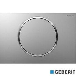 Geberit - Geberit Sigma10 Kumanda Kapağı, Tek Basmalı, Mat/Parlak/Mat